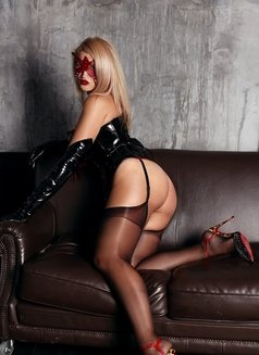 Mistress BDSM KIEV Helene Nuar - dominatrix in Kiev Photo 1 of 20