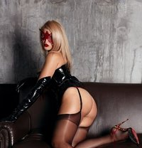 Mistress BDSM KIEV Helene Nuar - dominatrix in Kiev