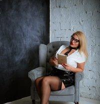 Mistress BDSM Helene Nuar - dominatrix in Kiev