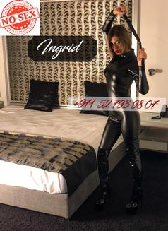 Mistress Ingrid last 2days - escort in Dubai Photo 2 of 14