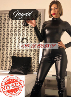 Mistress Ingrid last 2days - escort in Dubai Photo 3 of 14