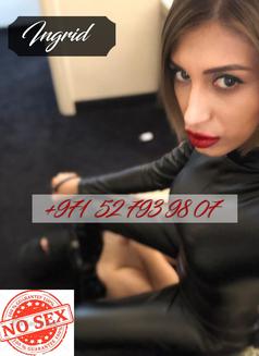 Mistress Ingrid last 2days - escort in Dubai Photo 5 of 14