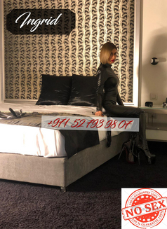 Mistress Ingrid last 2days - escort in Dubai Photo 6 of 14