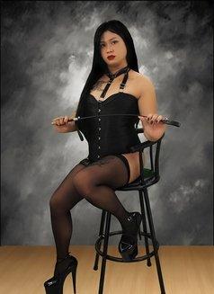 Mistress Ivanna - Transsexual escort in Manila Photo 1 of 7