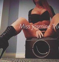 Mistress Jasmine 23-26 June - dominatrix in Milan