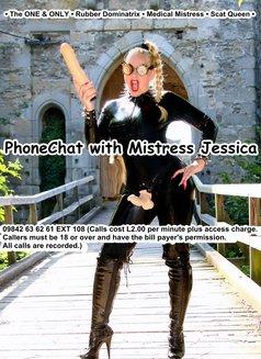 Mistress Jessica - dominatrix in London Photo 15 of 15