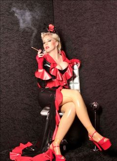 Mistress Jessica in Austria - dominatrix in Graz Photo 1 of 24
