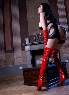 Mistress Jolly - dominatrix in Catania Photo 1 of 12