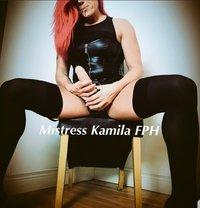 Mistress Kamila SOON IN - dominatrix in Zürich