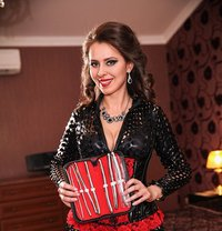 Mistress Lana - dominatrix in Moscow