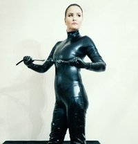 Mistress Marie - dominatrix in Warsaw