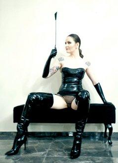 Mistress Marie - dominatrix in Warsaw Photo 12 of 22