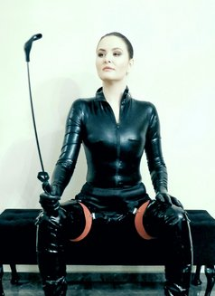 Mistress Marie - dominatrix in Warsaw Photo 1 of 22