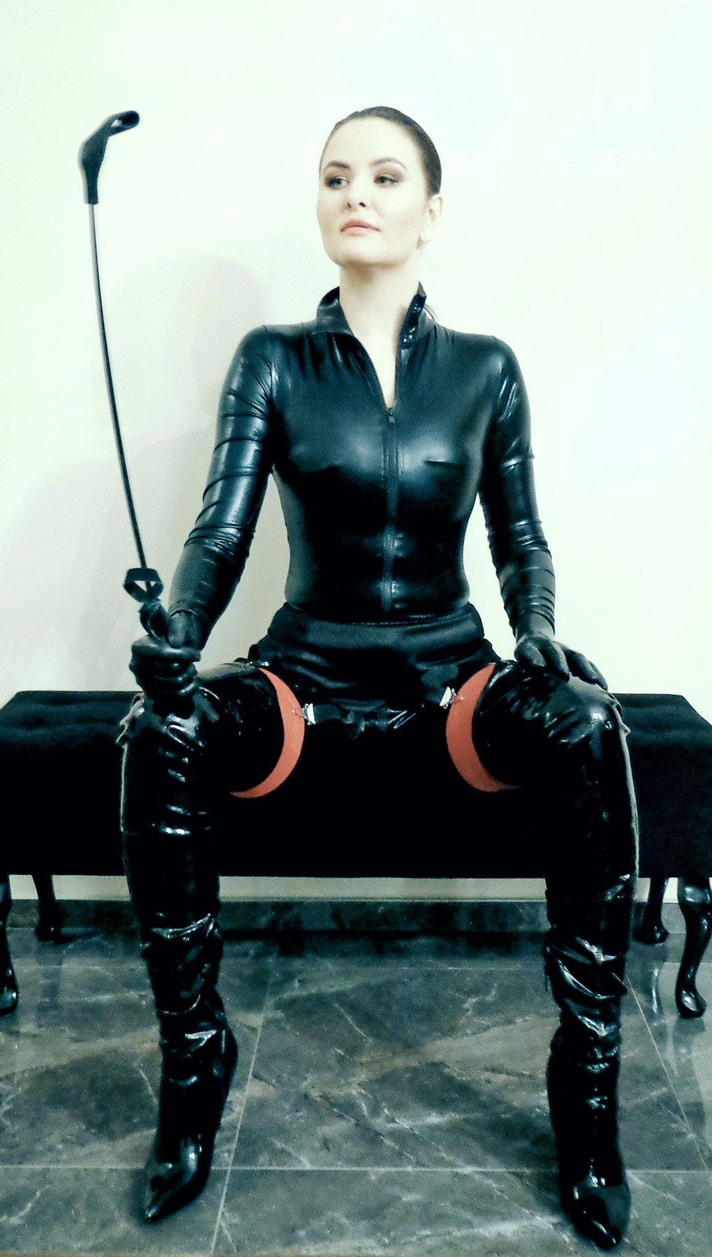 Mistress Marie, Polish dominatrix in Warsaw