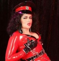 Mistress Monica - Transsexual adult performer in Genoa