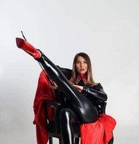 Mistress Mira May - dominatrix in Athens Photo 2 of 9