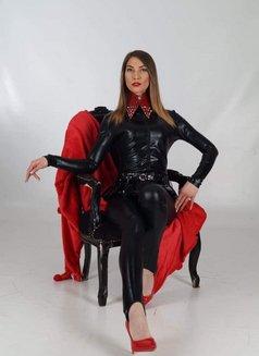 Mistress Mira May - dominatrix in Athens Photo 9 of 9