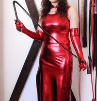 Mistress Miya - dominatrix in Dubai