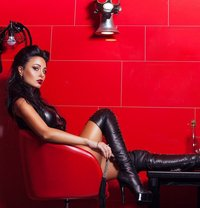 Mistress Monica - dominatrix in Athens Photo 1 of 6