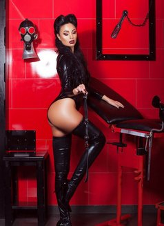 Mistress Monica - dominatrix in Athens Photo 2 of 6