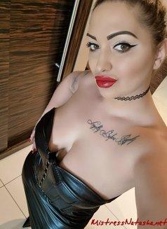Mistress Natasha - escort in London Photo 1 of 10