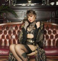 Mistress Nikky French - dominatrix in Hong Kong