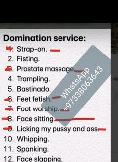 Mistress Nikol?? toys# massage #anal - dominatrix in Al Manama Photo 22 of 30