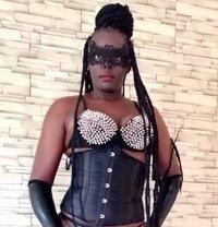 Mistress Nina - dominatrix in Nairobi