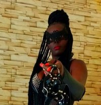 Mistress Nina - dominatrix in Nairobi