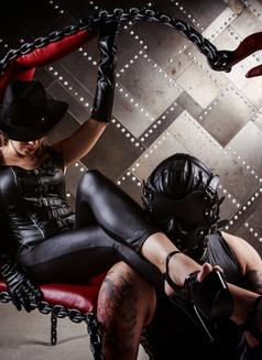 Mistress Reia - dominatrix in Saint Petersburg Photo 2 of 11