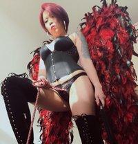 Mistress Stark Filipina dominatrix - dominatrix in Dubai