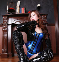 Mistress Tsubaki - dominatrix in Osaka