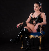 Mistress Linzi cam/real session 24/7 - Transsexual dominatrix in Makati City Photo 8 of 19