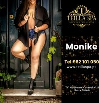 Monike - escort in Lisbon