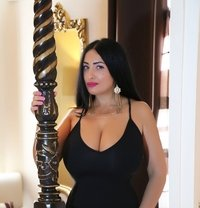 Monroe Big Boobs 40 DD Plus size - escort in Dubai