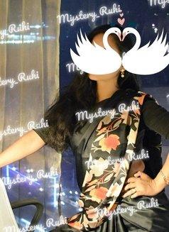 Mystery Ruhi Premium CamGirl - escort in Chennai Photo 2 of 6