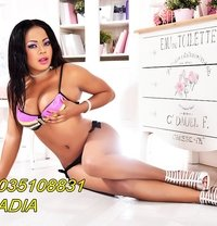 Nadia - escort in Moscow
