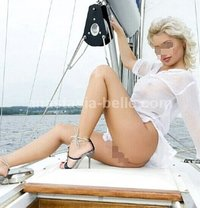 Nastasya Travel. Video CALL - companion in Saint Petersburg