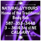 Naturally Yours' - escort in Calgary