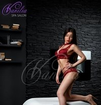 Nellie - masseuse in Moscow