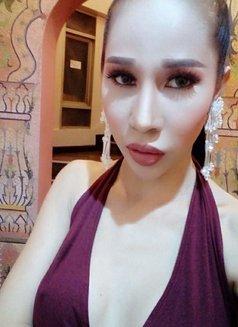New Ladyboy Sam - Transsexual escort in Dubai Photo 5 of 12