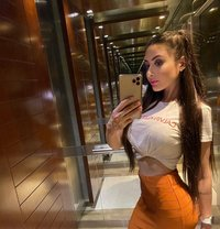 NEW TOPMODEL SABRINA BRAZILIAN - escort in Dubai