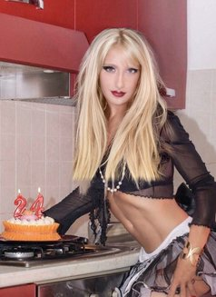 XXL very Hard TS From Switzerland Kelly - Transsexual escort in Stockholm Photo 15 of 16