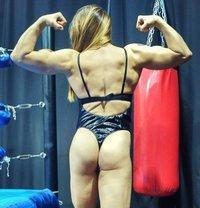 Nika Wrestler - dominatrix in Moscow