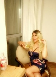 Nina نينا - Transsexual escort in Amsterdam Photo 5 of 5