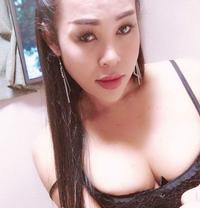 Nina - Transsexual escort in Abu Dhabi