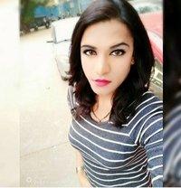 Nisha Versatile Avl - Transsexual escort in Mumbai