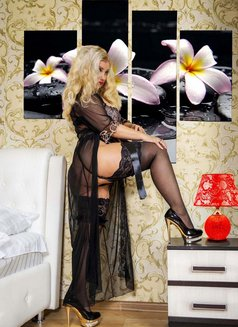 OLENKA Lady Mystery - escort in Moscow Photo 3 of 26