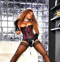Olivia - escort in Moscow