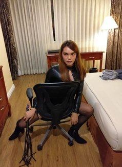 HOLIDAYS SEASONS OF SESSION. BOOK NOW - Transsexual dominatrix in Manila Photo 17 of 19